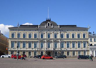 Supreme Court of Finland - The Court House of the Supreme Court