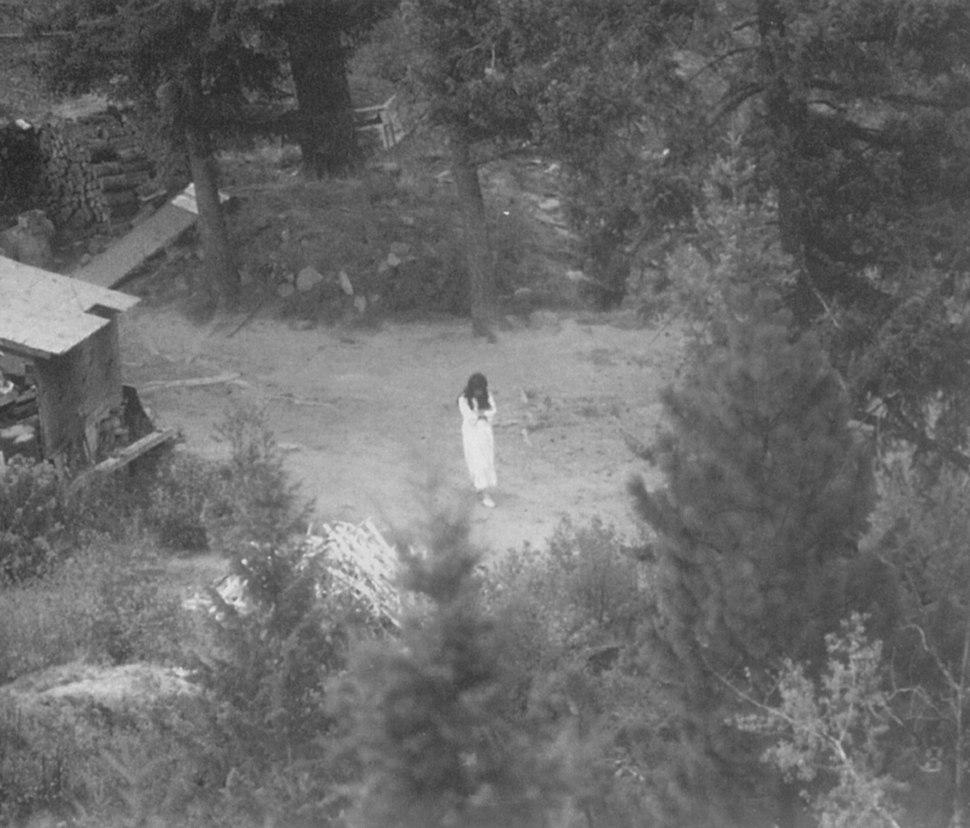 Surveillance photograph of Vicki Weaver 21 Aug 1992