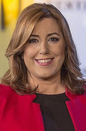 Susana Díaz - Image: Susana Díaz 2016c (portrait)