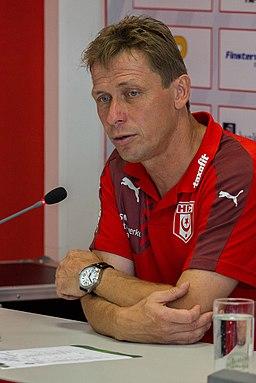 Sven Köhler DFB Pokal Pressekonferenz