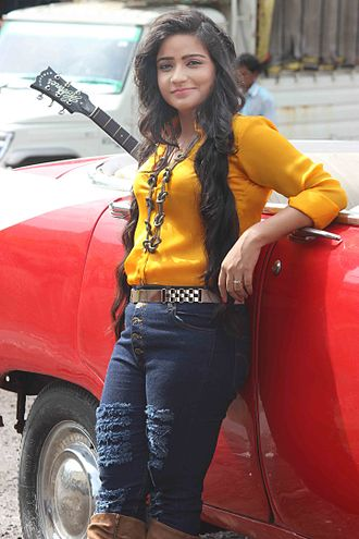 Swati Sharma is an Indian singer. She is known for her popular song Banno Tera Swagger from the Tanu Weds Manu: Return, a film directed by Anand L. Rai. She is also notable for producing music that has been used in Bollywood films. In 2017 she became the first Indian singer to perform at the Eiffel Tower (Paris).