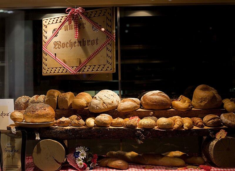 Швейцария - самая дорогая в Европе страна по ценам на хлеб и мясо