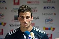 Sylvain Nicolas - US Oyonnax vs. Stade français, 30th August 2014.jpg