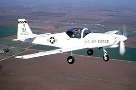 Un T-3A Firefly della United States Air Force