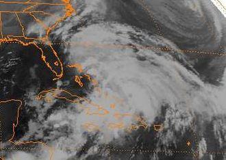 1993 Atlantic hurricane season - Image: TD 1 (1993)