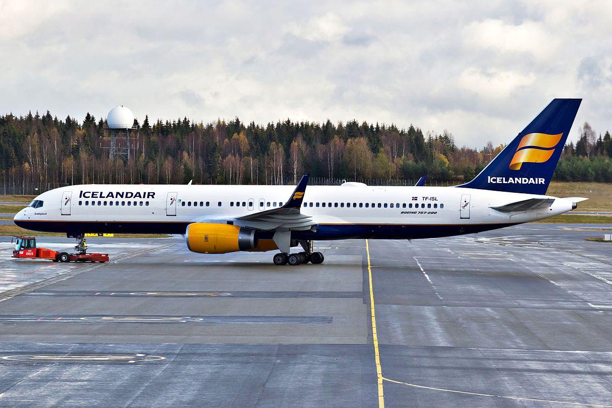 Icelandair Wikipedie