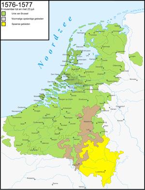 Siege of Zierikzee - Image: Tachtigjarigeoorlog 1576 1577