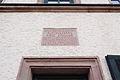 Tafel an Maxfeldstrasse 40 Nürnberg IMGP2054 smial wp.jpg