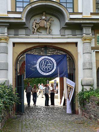 Deutsche Stiftung Denkmalschutz - Tag des offenen Denkmals in the Höchster Schloß, 2006