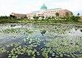 Taiji Lake, Asia University 20080609.jpg