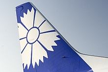 Tail of Boeing 737-500 of Belavia.jpg