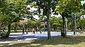 Taipei Daan Park - Basketball Court - 20180805 - 01.jpg