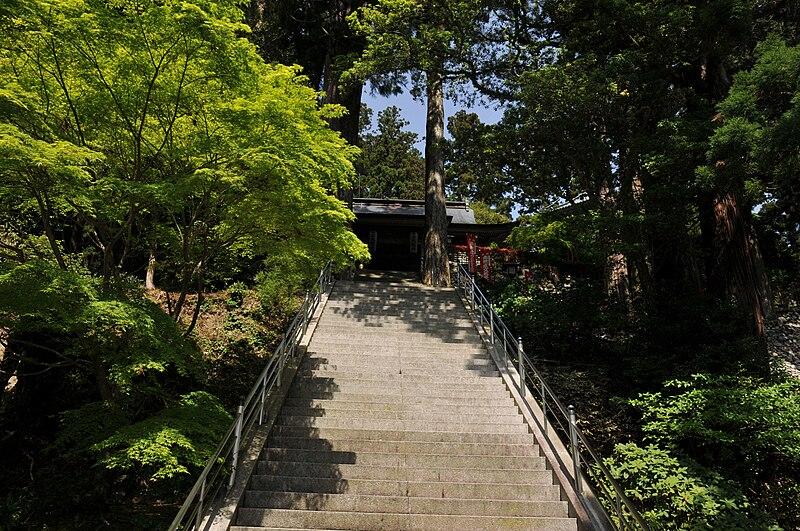 21er templo de los 88 Tairyüji