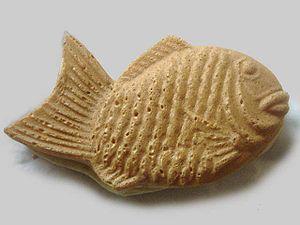 Fish-shaped pastry - Image: Taiyaki