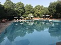 Taj mahal hotel pool , New delhi.jpg