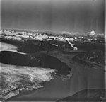 Taku and East and West Twin Glaciers, terminus of tidewater glacier in the foreground and Twin Glaciers terminus in the (GLACIERS 6230).jpg