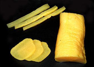 Takuan - Traditional takuan