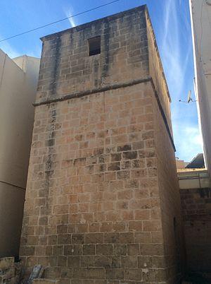 Tal-Wejter_Tower,_Birkirkara