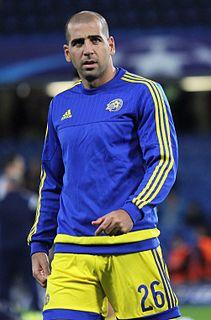 Tal Ben Haim Israeli footballer