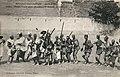 Tam-tam des chasseurs avant le départ (Guinée).jpg