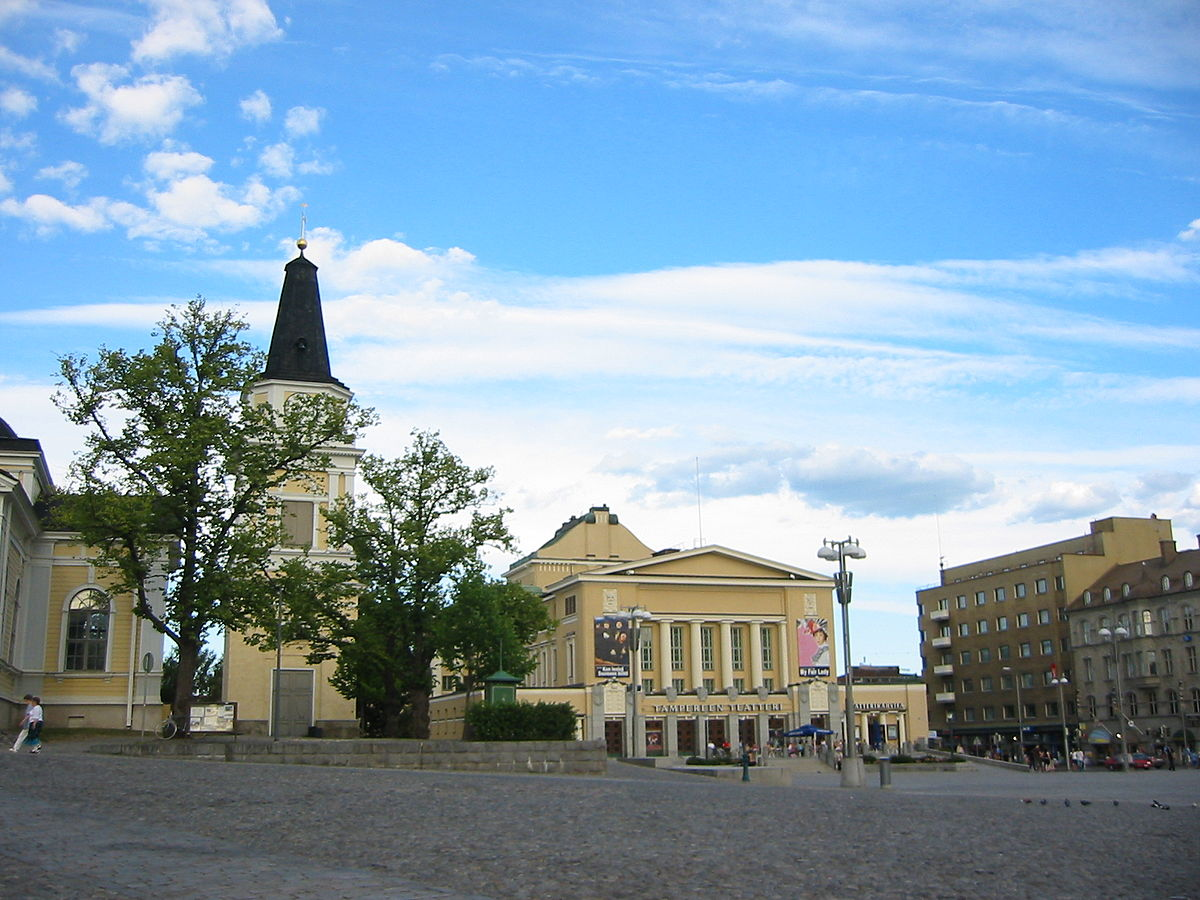 tampere as