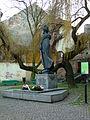 Tarnów, centrum města, socha Jozefa Bema.JPG