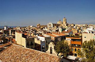 Tarragona Municipality in Catalonia, Spain