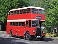Taunton Park Street - Devon General 640 (MTT640).JPG
