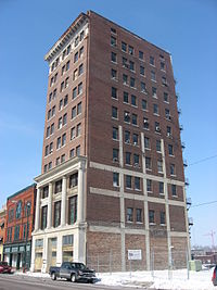Tecumseh Building eastern side.jpg