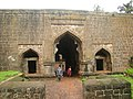 Teen darwaja from fort side.jpg