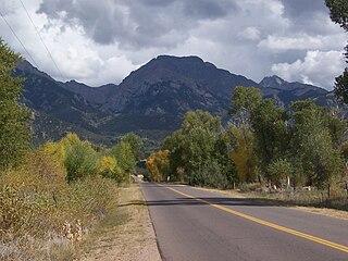 Saguache County Road T