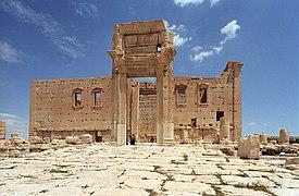 Baaltempel Von Palmyra Wikipedia