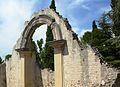 Temple romain à Vaison-la-Romaine, Vaucluse, France - panoramio.jpg