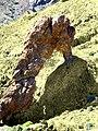 """Teneriffa - Teide-Nationalpark TF 21 – Caldera de Las Cañadas – Zapatilla de la Reina - """"Stöckelschuh der Königin"""" - panoramio.jpg"""
