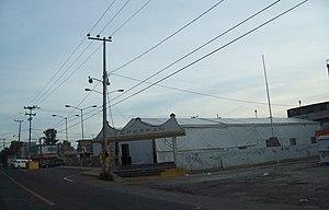 Tepexpan - Tepexpan's Center Plaza