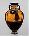 Terracotta Panathenaic prize amphora MET DT5494.jpg