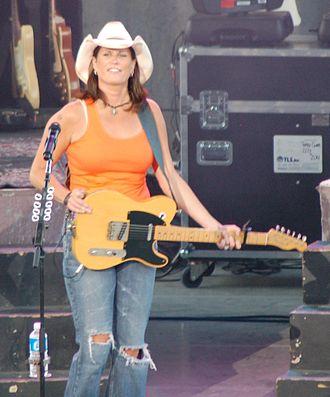 Terri Clark - Terri Clark performing at the Western Idaho Fair in Boise, Idaho on August 22, 2006