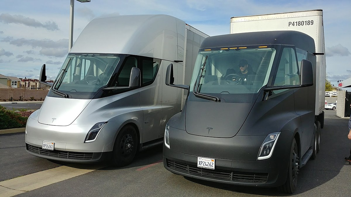 Tesla Semi Wikipedia