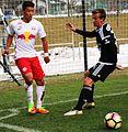Testspiel Salzburg Rosenborg Trondheim (5. Februar 2017) 08.jpg