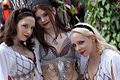 Texan chain mail goddesses (8211507487).jpg