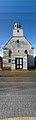 Texel - De Koog - Dorpsplein - View West on NH Kerk.jpg