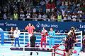 Teymur Mammadov at the awarding ceremony of the 2015 European Games 6.JPG