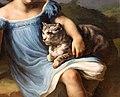 Théodore géricault, ritratto di luisa vernet, figlia del pittore horace vernet, 1818 ca. 02 gatto.jpg