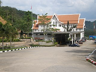 Betong District District in Yala, Thailand