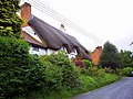 Thatched cottage in Easton Royal - geograph.org.uk - 446408.jpg
