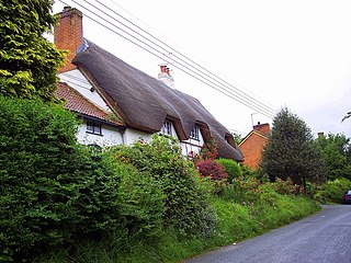 Easton Royal Human settlement in England