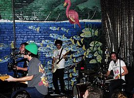 Black Lips in concert, SXSW 2007