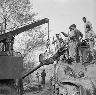 75mm gun M2–M6 Standard American tank guns of the Second World War