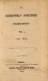The Christian Disciple (1813, Vol. 1, Boston).png