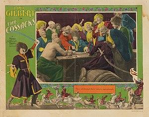 The Cossacks (1928 film) - Image: The Cossacks 1928 lobbycard